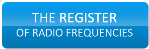 The Register of Radio Frequencies